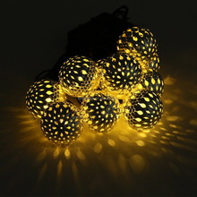Hot selling 2016 new products led christmas ball for holiday, christmas, home decoration