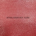 100% polyester sofa upholstery fabric faux leather sofa fabric