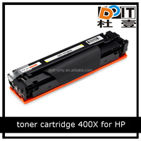 alibaba stock for HP CF400X 403X original toner cartridge Pro MFP M277n/M277dw/M252n/M252dw