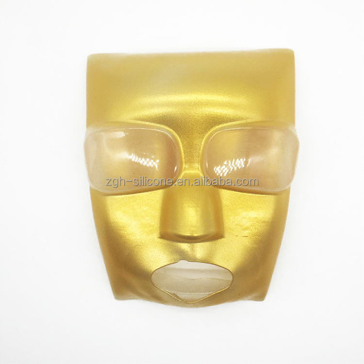 Newest Fancy Silicone Party Mask for Dance Party
