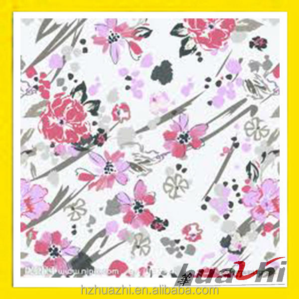 knitting jeresy print fabric