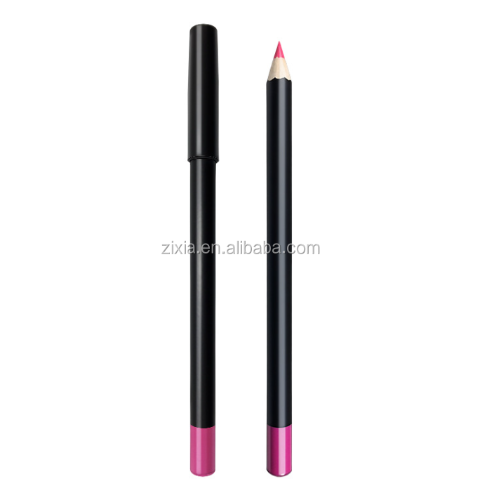 2017 Lipstick/Lipliner eyebrow pencil without any logo can do your logo
