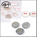 New Arrived!! Natural White Pebble Stones for Customized Symbols/Words Engravings