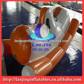 mini inflatable water seesaw
