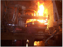 Silicon alloy smelting SAF, Submerged electric arc furnace with CE certification