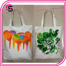 Cheap Printed Cotton Canvas Shopping Bags