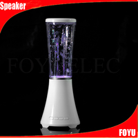 hot sale led large water dancing speaker with bluetooth system home theater surround sound system speaker