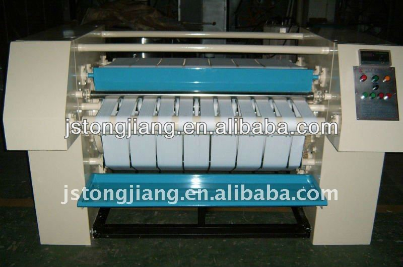 hospital tablecloth ironing machine ( CE& ISO )