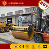 Popular Liugong 13 Tons Hydraulic Double Drum Road Roller CLG6213E