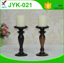 Home decoration and handmade resin candle stand holder