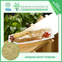 Natural product Panax Ginseng Root Extract Powder with Ginsenoside 80% and red ginseng