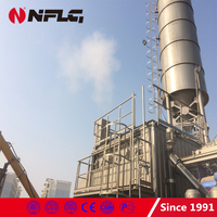 Honest manufacurer batch asphalt mix plant with 24h services