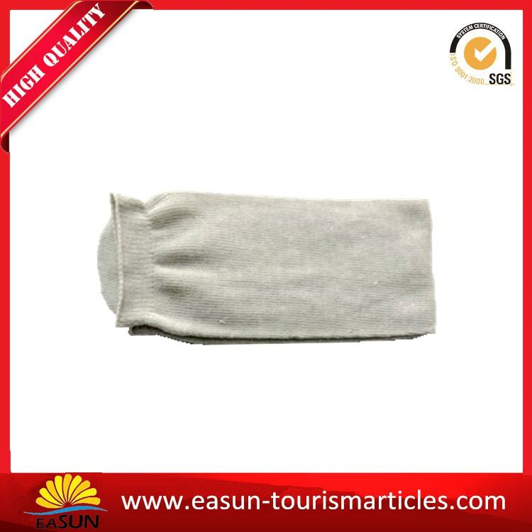 cheap price disposable socks for aviation disposable in-flight socks disposable polyester socks