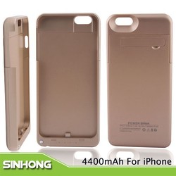 Built in 4000mAh Power Backup Battery For New iPhone 6