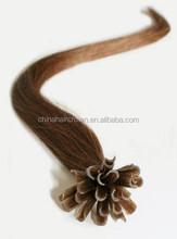 1g u tip pre bond human hair single drawn wholesale cheap price virgin malaysian hairs