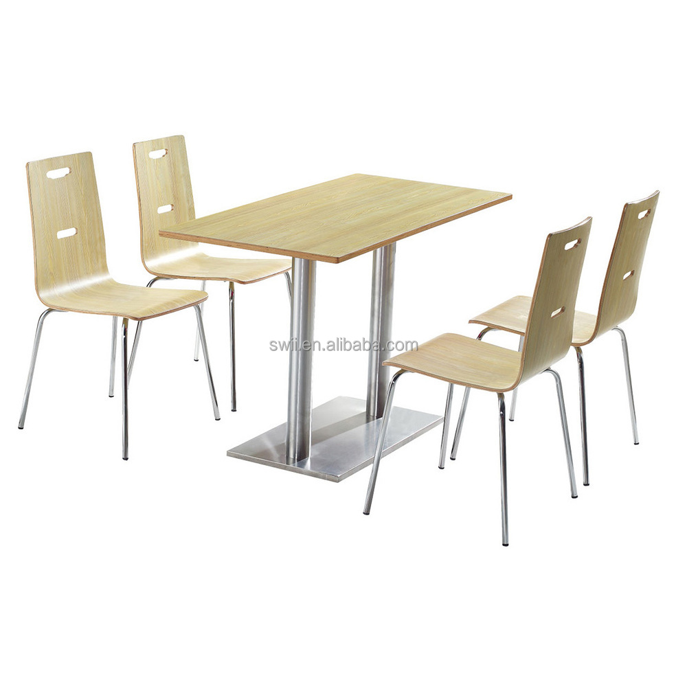 restaurant tables and chairs for sale fast food court chairs and tables wholesale buy modern. Black Bedroom Furniture Sets. Home Design Ideas