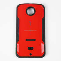China cheap smart phone shell for new moto x moto x+1 combo cover