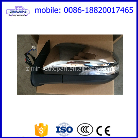 CAR SIDE DOOR LED MIRROR FOR TOYOTA REVO HILUX 2016