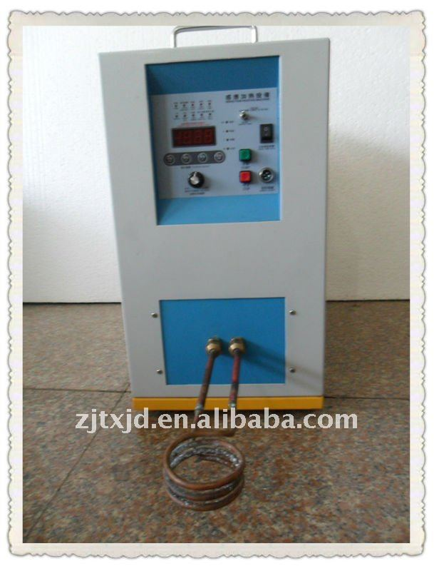 15KW super audio thin walled drill induction welding machine