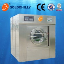 hotel ss 304 laundry equipment 50kg 70kg heavy duty full-suspended industrial washing machine lg