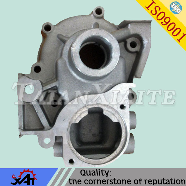 cnc ductile iron gearbox cover