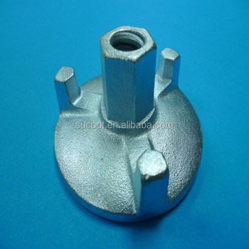 Formwork 17mm Wing Nut screw clamp