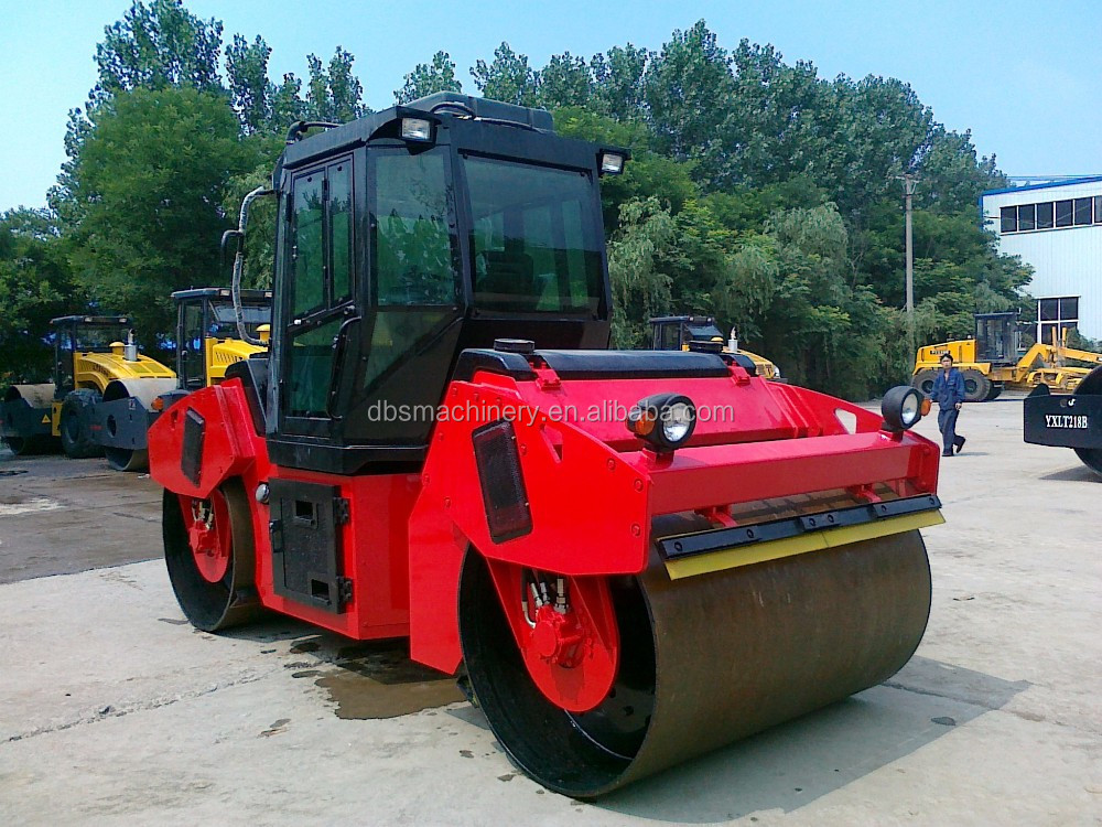 Lutong 10 Ton Double Drum Vibratory Road Roller LTC210 New Road Roller Price