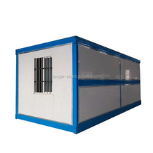 Prefabricated mobile container folding office room home