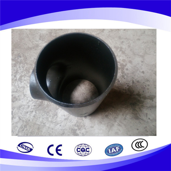 Carton steel reducing outlet tees