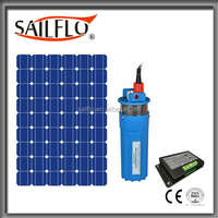 China supplier best price DC Submersible solar water pump for agriculture/solar water pump irrigation/dc solar submersible pump