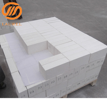 high alumina refractory industrial furnace applied light weight fireclay insulating brick
