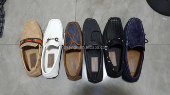fashion men wear casual style MOC shoes slip on loafer shoes