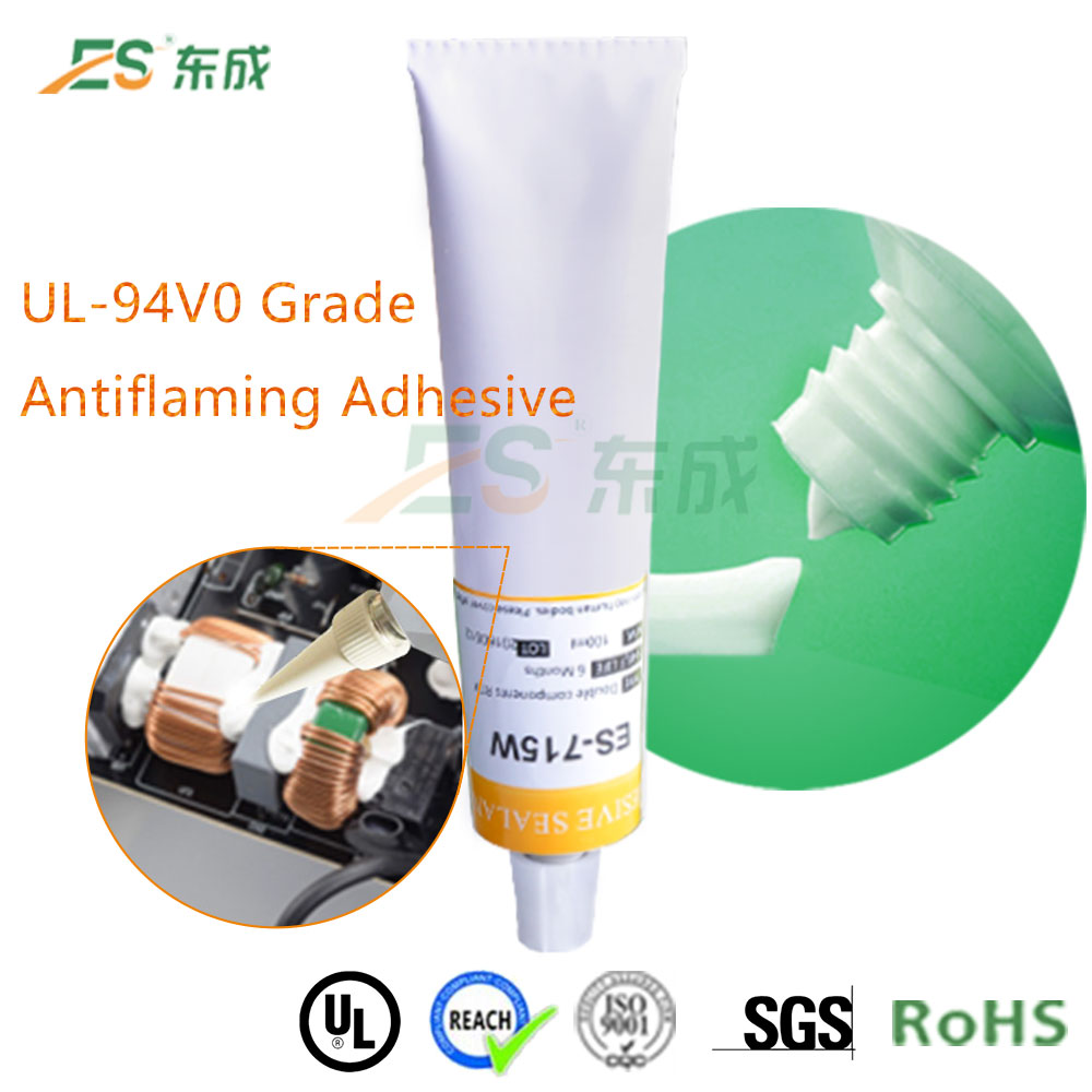 High Quality Electronic Flame Retardant RTV Liquid Silicone Sealant