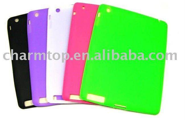 Pure Silicone Case for iPad 2