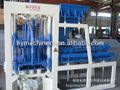 HY3-25 semi-automatic but easy operate block making machine hollow block making machine philippines