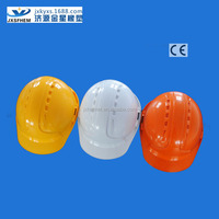 CE en397 ABS/HDPE helmet color safety with ce certificate