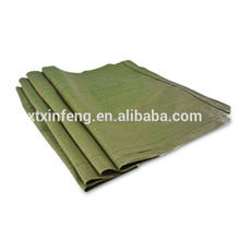 lowest cheap price big recycle plastic construction garbage pp woven bag