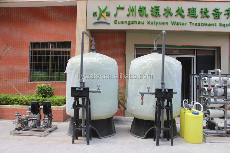 high efficient 8000L/H drinking pure clean ro water purifier machine