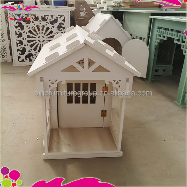 Factory outlets, Wholesale design custom Wood Plastic Composites rabbit cage