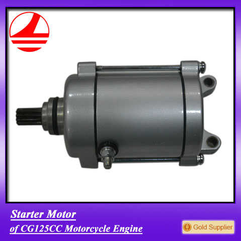 Factory Provide CG125CC Motorcycle Motor Starter