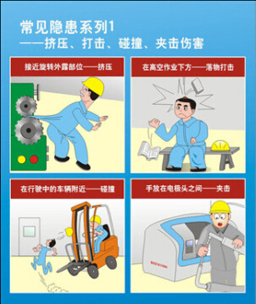 Industrial Safety Posters Printing Poster Factory Safety