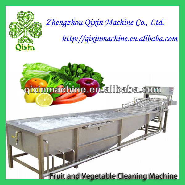 2016 Hot Sale Vegetable Washing Machine/ Fruit washer/Vegetable Cleaning Machine