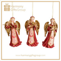 Christmas Tree Decoration Angel Figure Ornaments