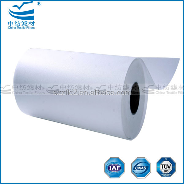 fiberglass filter paper for air filter/micro glass fiber paper