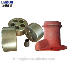 Pre-stress steel grip posttensioned stressing barrel& wedge pc strand anchor head&