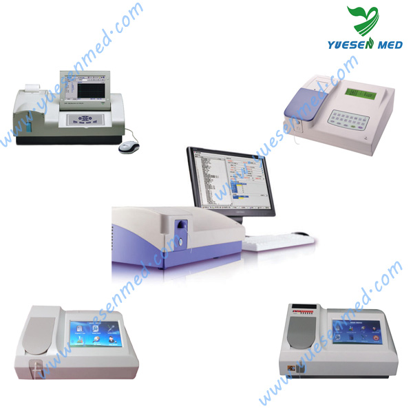 YSTE-200GE excellent quality medical large 5 inch LCD screen Electrolyte Analyzer