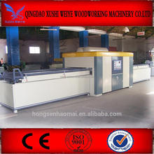 wooden veneer membrane press machine automatical vacuum laminator for woodworking vacuum pvc membrane press machine