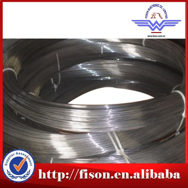 wholesale on Alibaba Niti memory alloy wire for fishing shape memory nitinol wire
