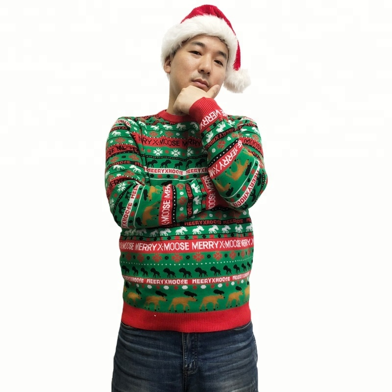 oem unisex adults ugly christmas sweater manufacturer with led lights buy christmas sweater with lightsugly christmas sweaterugly christmas pullovermen - Adult Ugly Christmas Sweater
