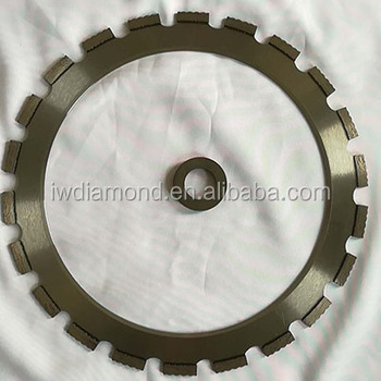 "14"" diamond for concrete ring saw blade ring saw disc ring saw cutting"